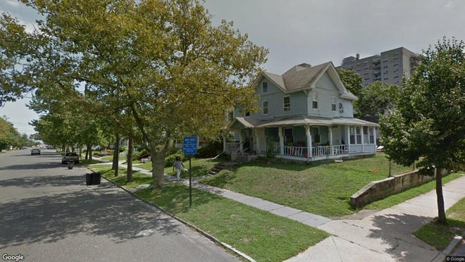 This Google Street View image shows the approximate location of 620 Asbury Ave{dot} in Asbury Park. The property at this address changed hands in May 2019, when  Antoinette M Leone  bought the property from  Phyllis Z Simon  for $500,000.