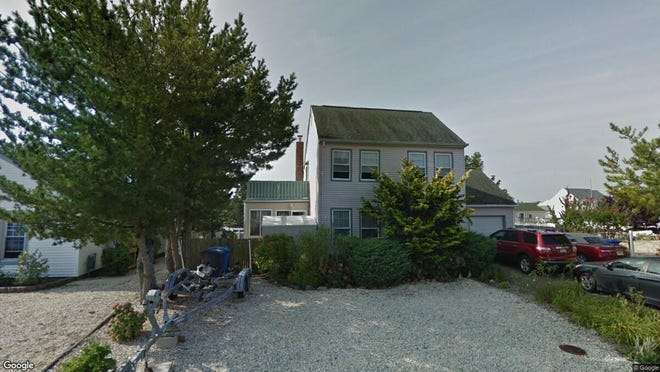 This Google Street View image shows the approximate location of 136 Evelyn Drive in Stafford. The property at this address changed hands in June 2019, when John J and Katherine Nielsen bought the property from Edward and Barbara Michalski for $540,000.