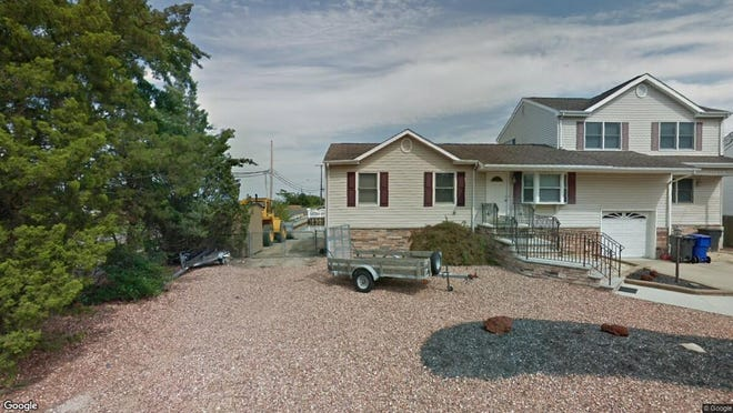 This Google Street View image shows the approximate location of 118 Mermaid Road in Toms River. The property at this address changed hands in June 2019, when Dennis and Diane Cuzzolina bought the property from William and Mary Ann Juliano for $515,000.
