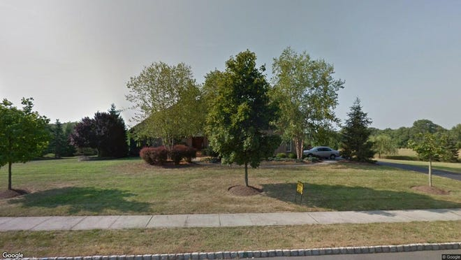 This Google Street View image shows the approximate location of 50 Blue Heron Way in Montgomery. The property at this address changed hands in April 2019, when Ester Banque Soria and Eva C Correa bought the property from Steven and Jill Niehoff for $1,170,000.