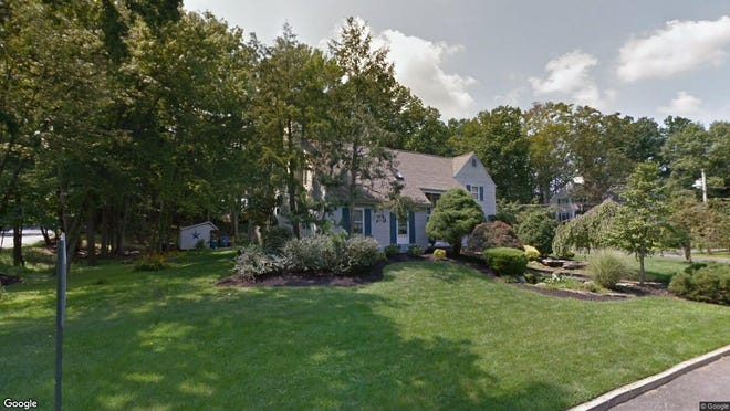 This Google Street View image shows the approximate location of 35 Fox Hollow Drive in Cherry Hill. The property at this address changed hands in May 2019, when Michael and Marizol Nieves bought the property from Terry L and Leslie B Rush for $460,000.