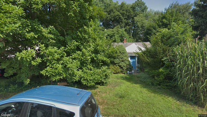 This Google Street View image shows the approximate location of 17 Heather Hill Court in Cresskill. The property at this address changed hands in August 2019, when new owner bought the property for $450,000.