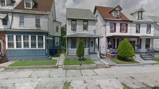 This Google Street View image shows the approximate location of 145 Washington St. in Mount Holly. The property at this address changed hands in August 2019, when new owner bought the property for $128,000.
