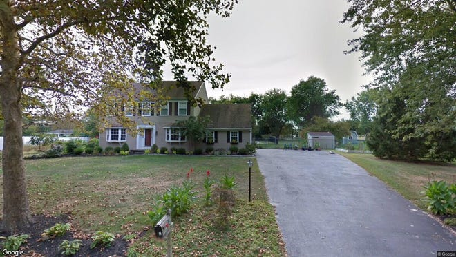 This Google Street View image shows the approximate location of 4 Jennings Court in Shamong. The property at this address changed hands in September 2019, when new owners bought the property for $400,000.