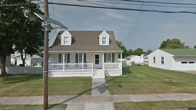 This Google Street View image shows the approximate location of 233 Elm Ave. in Burlington City. The property at this address changed hands in August 2019, when new owners bought the property for $205,000.