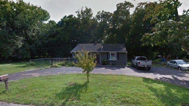 This Google Street View image shows the approximate location of 18 Hartford Road in Mount Laurel. The property at this address changed hands in September 2019, when new owners bought the property for $190,000.
