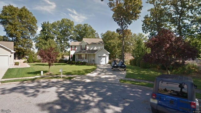 This Google Street View image shows the approximate location of 25 Hillside Lane in Berlin Borough. The property at this address changed hands in June 2019, when new owners bought the property for $275,000.