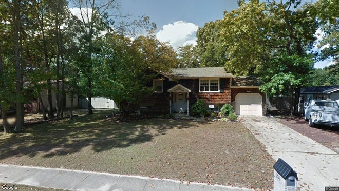This Google Street View image shows the approximate location of 251 Centaurian Drive in Berlin Township. The property at this address changed hands in May 2019, when new owners bought the property for $235,000.