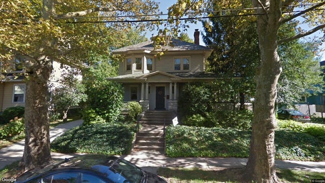 This Google Street View image shows the approximate location of 212 Lakeview Drive in Collingswood. The property at this address changed hands in June 2019, when new owners bought the property for $425,000.