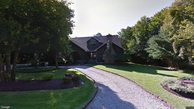 This Google Street View image shows the approximate location of 82 Blue Heron Way in Gibbsboro. The property at this address changed hands in June 2019, when new owners bought the property for $480,000.