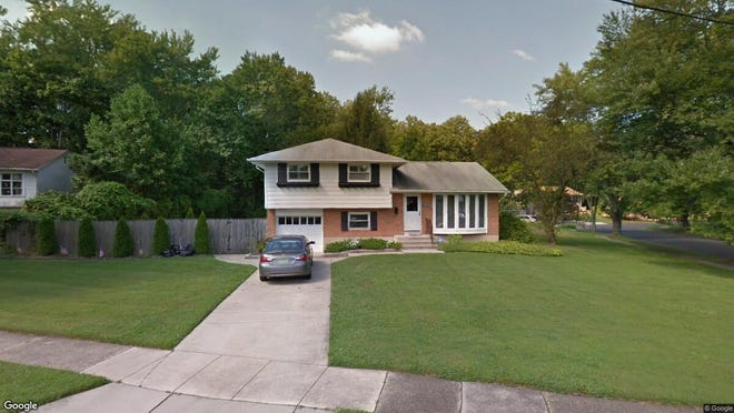 This Google Street View image shows the approximate location of 287 Tilford Road in Gloucester Township. The property at this address changed hands in June 2019, when new owner bought the property for $190,000.
