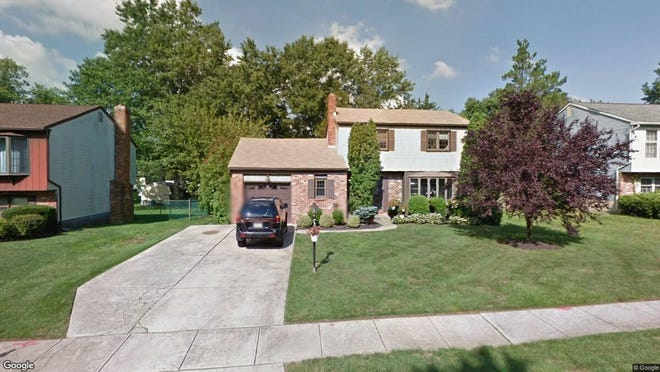 This Google Street View image shows the approximate location of 1723 Briarwood Drive in Gloucester Township. The property at this address changed hands in June 2019, when new owners bought the property for $220,000.