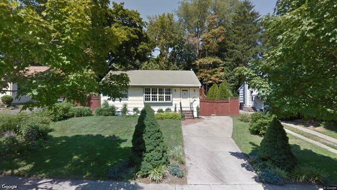 This Google Street View image shows the approximate location of 219 Lakeview Ave. in Haddonfield. The property at this address changed hands in May 2019, when new owners bought the property for $279,000.