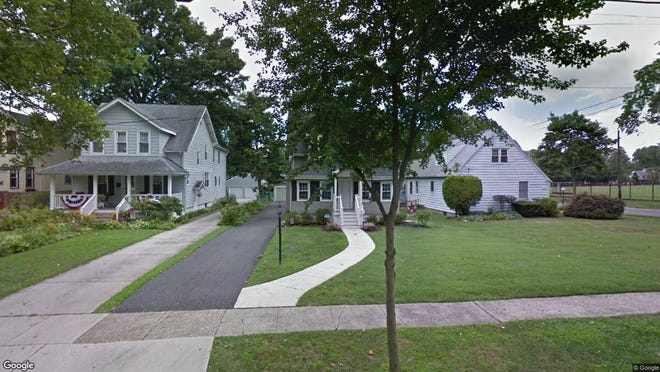 This Google Street View image shows the approximate location of 402 First Ave. in Haddon Heights. The property at this address changed hands in June 2019, when new owners bought the property for $359,900.