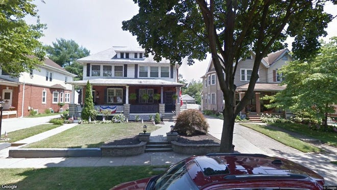 This Google Street View image shows the approximate location of 223 Seventh Ave. in Haddon Heights. The property at this address changed hands in June 2019, when new owners bought the property for $279,000.