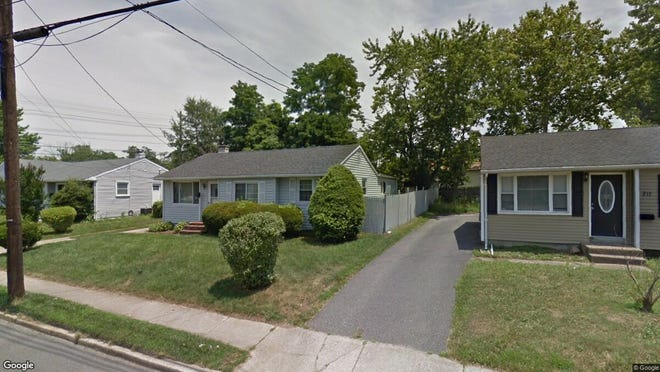 This Google Street View image shows the approximate location of 207 Warwick Road in Lawnside. The property at this address changed hands in July 2019, when new owner bought the property for $70,000.