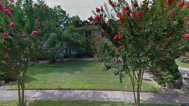 This Google Street View image shows the approximate location of 3 Shingle Oak Court in Voorhees. The property at this address changed hands in June 2019, when new owners bought the property for $550,000.