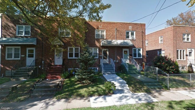 This Google Street View image shows the approximate location of 331 Cooper Ave. in Woodlynne. The property at this address changed hands in June 2019, when new owner bought the property for $45,000.