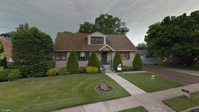 This Google Street View image shows the approximate location of 604 Edgewood Ave. in Audubon. The property at this address changed hands in July 2019, when new owner bought the property for $250,000.