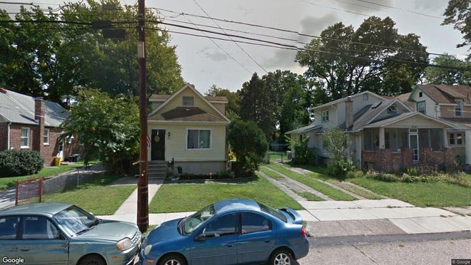 This Google Street View image shows the approximate location of 210 Oak St. in Audubon. The property at this address changed hands in May 2019, when new owners bought the property for $186,900.