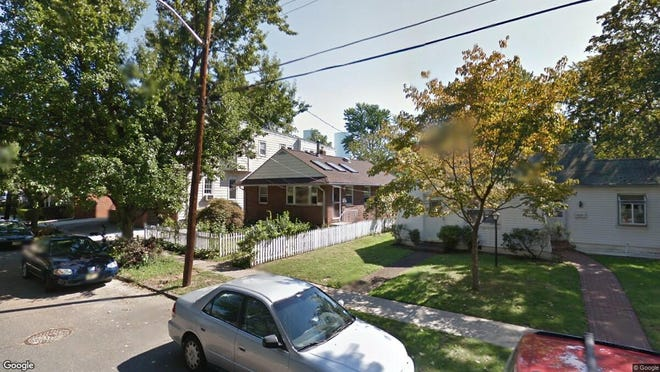 This Google Street View image shows the approximate location of 110 Lakeview Drive in Collingswood. The property at this address changed hands in June 2019, when new owner bought the property for $227,000.