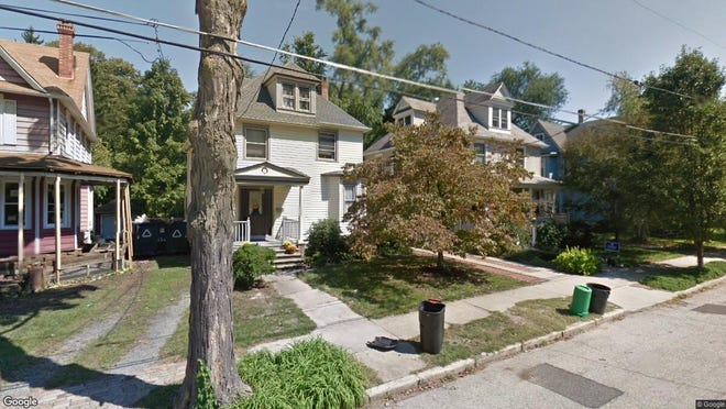 This Google Street View image shows the approximate location of 41 Estaugh Ave. in Haddonfield. The property at this address changed hands in June 2019, when new owners bought the property for $542,000.