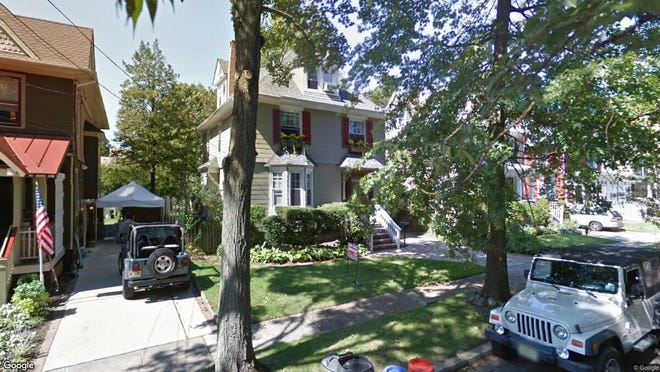 This Google Street View image shows the approximate location of 59 Trueman Ave. in Haddonfield. The property at this address changed hands in July 2019, when new owners bought the property for $620,000.