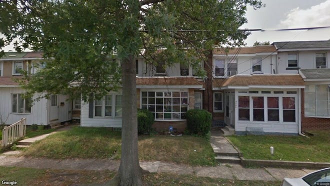This Google Street View image shows the approximate location of 2261 Gross Ave. in Pennsauken. The property at this address changed hands in June 2019, when new owner bought the property for $103,000.