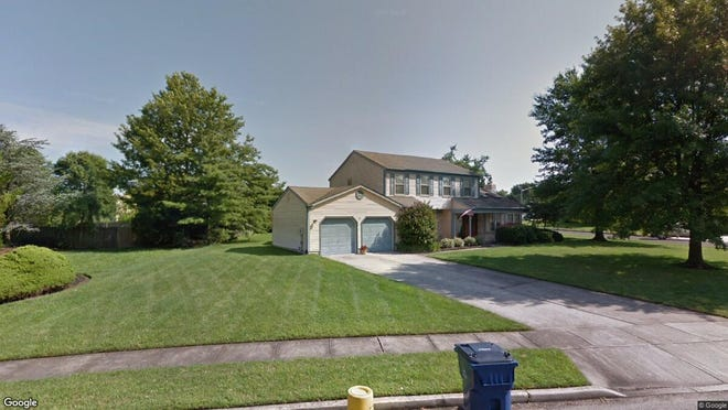 This Google Street View image shows the approximate location of 19 Carlisle Drive in Voorhees. The property at this address changed hands in July 2019, when new owners bought the property for $360,000.
