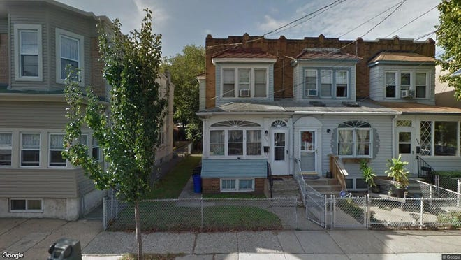 This Google Street View image shows the approximate location of 614 Powell St. in Gloucester City. The property at this address changed hands in July 2019, when new owner bought the property for $69,000.