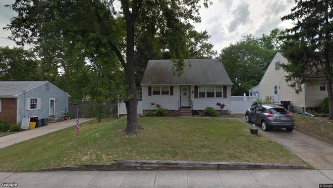 This Google Street View image shows the approximate location of 443 Arline Ave. in Gloucester Township. The property at this address changed hands in July 2019, when new owner bought the property for $147,500.