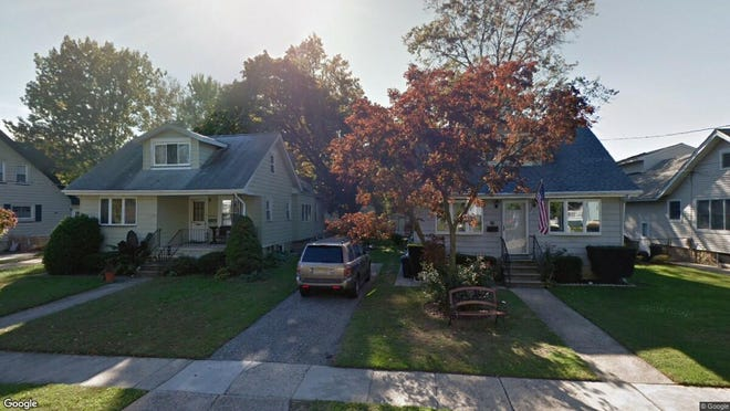 This Google Street View image shows the approximate location of 112 Manheim Ave. in Oaklyn. The property at this address changed hands in July 2019, when new owner bought the property for $108,000.