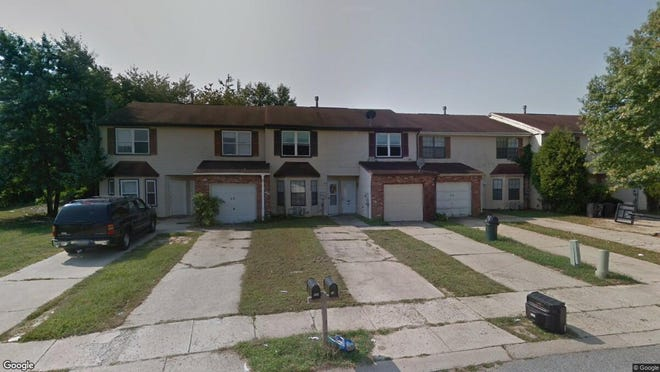 This Google Street View image shows the approximate location of 28 Hopewell Lane in Winslow. The property at this address changed hands in July 2019, when new owners bought the property for $135,000.
