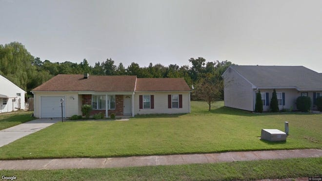 This Google Street View image shows the approximate location of 133 Arbor Meadow Drive in Winslow. The property at this address changed hands in July 2019, when new owner bought the property for $149,000.