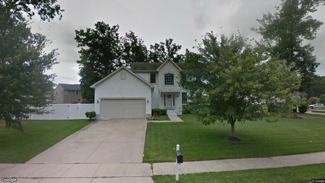 This Google Street View image shows the approximate location of 19 Brookstone Drive in Gloucester Township. The property at this address changed hands in June 2019, when new owner bought the property for $249,900.