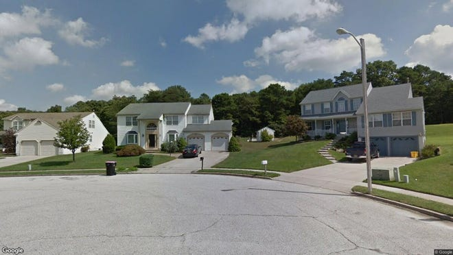 This Google Street View image shows the approximate location of 11 Edgewater Court in Gloucester Township. The property at this address changed hands in June 2019, when new owners bought the property for $220,000.