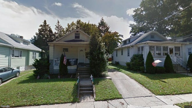 This Google Street View image shows the approximate location of 126 E. Ormond Ave. in Haddon. The property at this address changed hands in June 2019, when new owners bought the property for $125,000.