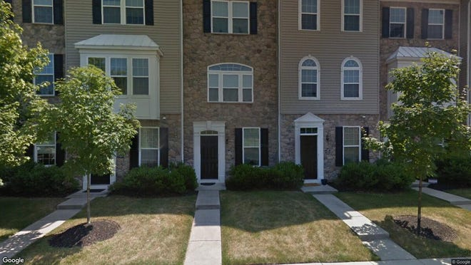 This Google Street View image shows the approximate location of 141 Franklin Circle in Somerdale. The property at this address changed hands in July 2019, when new owner bought the property for $180,000.