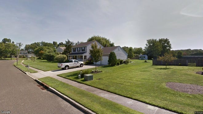 This Google Street View image shows the approximate location of 80 Westminster Drive in Voorhees. The property at this address changed hands in June 2019, when new owners bought the property for $309,900.