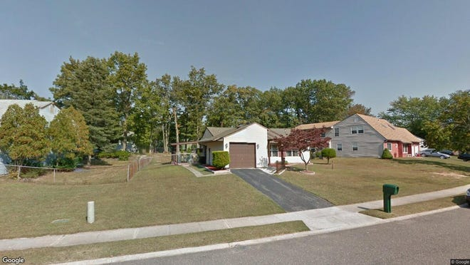 This Google Street View image shows the approximate location of 36 Primrose Drive in Winslow. The property at this address changed hands in June 2019, when new owners bought the property for $128,000.