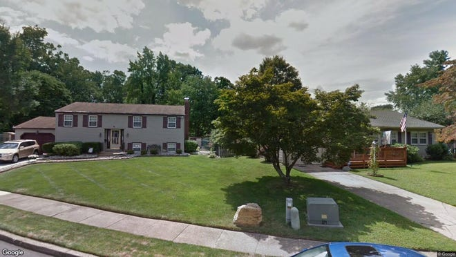This Google Street View image shows the approximate location of 2 Valley Forge Place in Gloucester Township. The property at this address changed hands in June 2019, when new owners bought the property for $194,000.