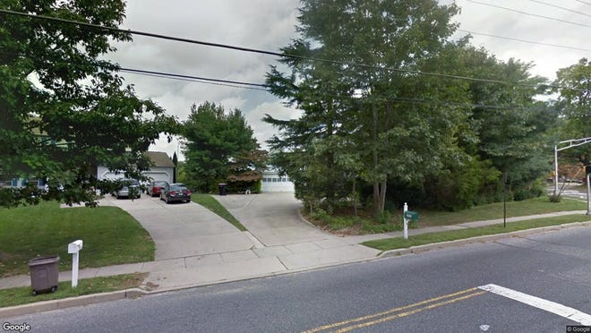 This Google Street View image shows the approximate location of 2908 Garwood Road in Gloucester Township. The property at this address changed hands in June 2019, when new owners bought the property for $262,900.