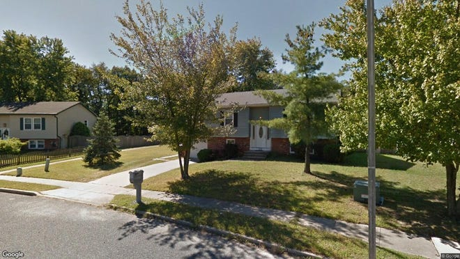 This Google Street View image shows the approximate location of 150 Sturbridge Drive in Gloucester Township. The property at this address changed hands in July 2019, when new owners bought the property for $215,000.