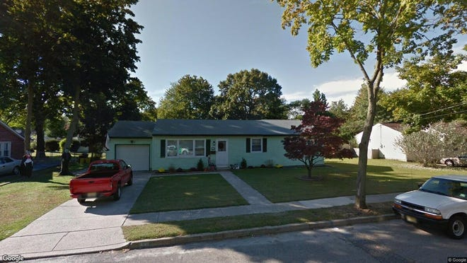 This Google Street View image shows the approximate location of 107 Walnut Ave. E. in Lindenwold. The property at this address changed hands in June 2019, when new owners bought the property for $145,000.