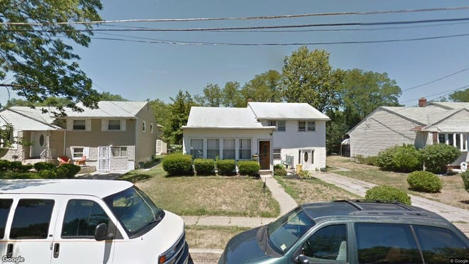 This Google Street View image shows the approximate location of 3811 Caverow Ave. in Pennsauken. The property at this address changed hands in May 2019, when new owner bought the property for $108,000.