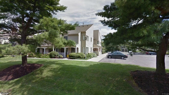 This Google Street View image shows the approximate location of 203 Gregorys Way in Voorhees. The property at this address changed hands in July 2019, when new owners bought the property for $119,900.