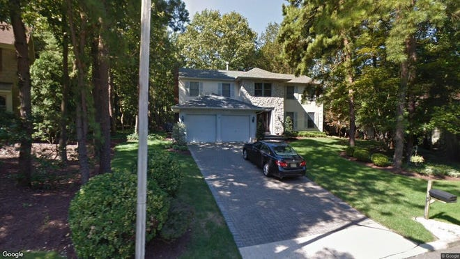 This Google Street View image shows the approximate location of 3 Lexton Run in Voorhees. The property at this address changed hands in July 2019, when new owners bought the property for $409,999.