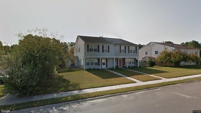 This Google Street View image shows the approximate location of 6 Little Court in Winslow. The property at this address changed hands in July 2019, when new owner bought the property for $40,000.