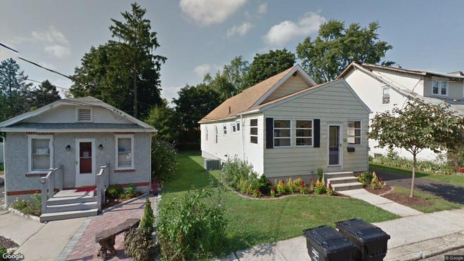 This Google Street View image shows the approximate location of 10 Taunton Ave. W. in Berlin Borough. The property at this address changed hands in July 2019, when new owners bought the property for $110,000.