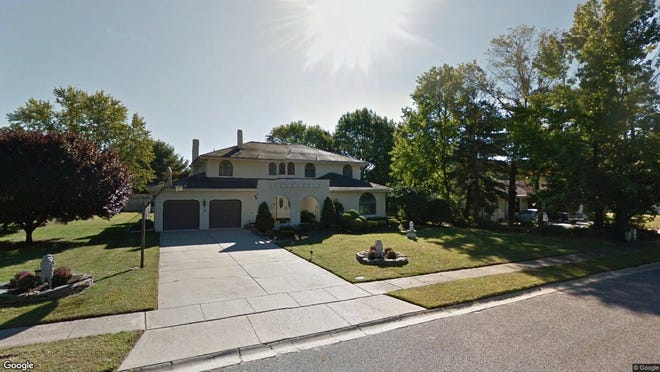This Google Street View image shows the approximate location of 7 Laurel Woods Drive in Berlin Borough. The property at this address changed hands in August 2019, when new owner bought the property for $305,000.